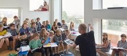 Klassenraumgestaltung: Ideen für Architekten zur Förderung der Identifikation der Schüler
