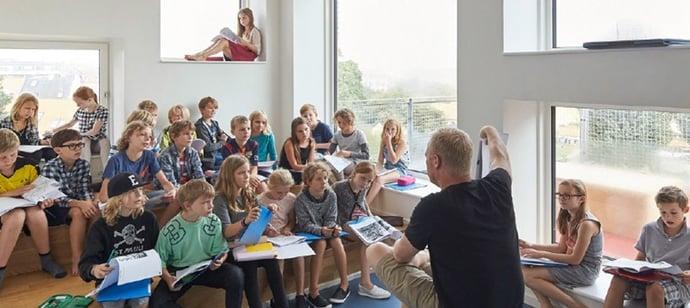 Schulraumgestaltung: Planungsideen zur Förderung der Identifikation der Kinder